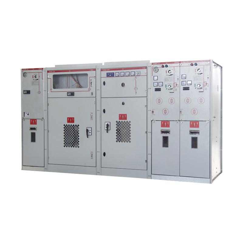 JDRM6-12组合式全封闭全绝缘充气柜