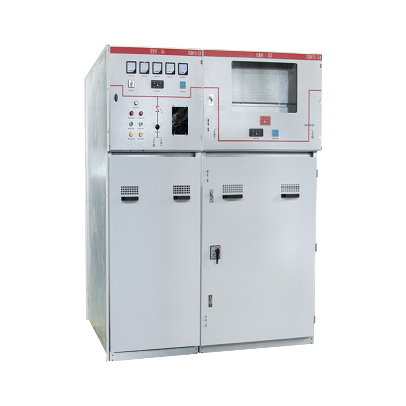 XGN15-24金属封闭环网开关设备