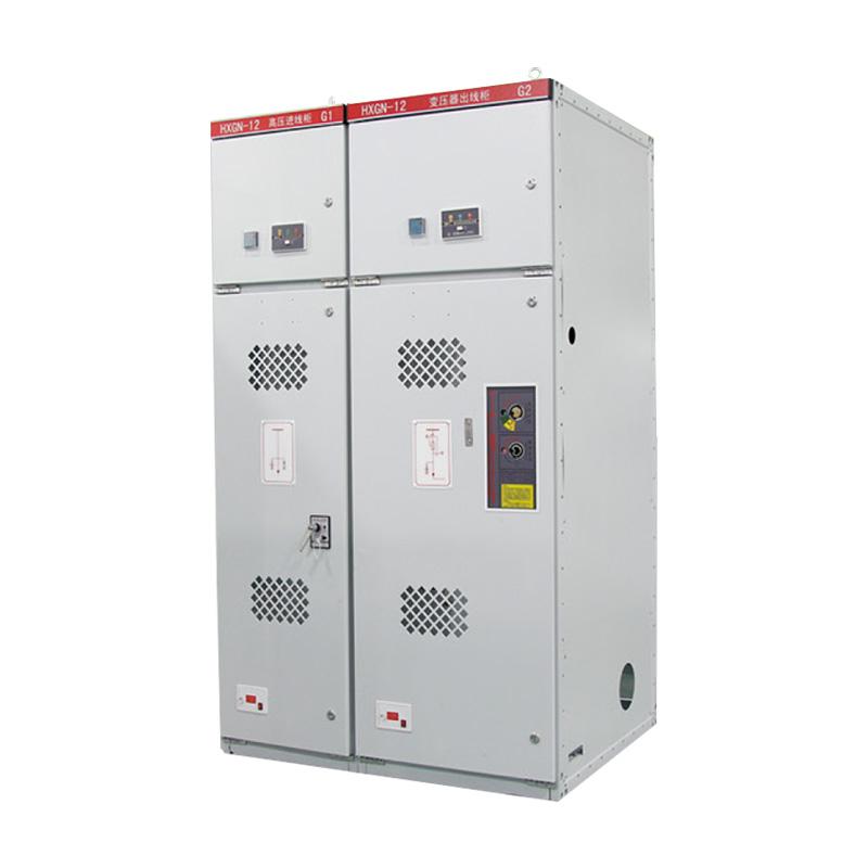 HXGN-12箱型交流金属封闭开关设备