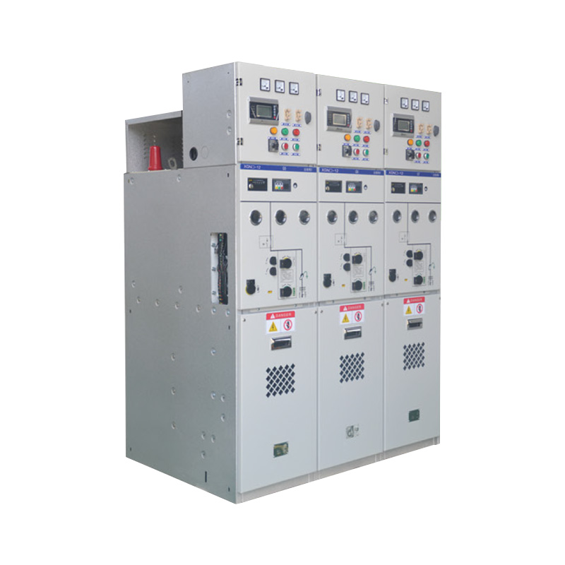 JDXGN-12固体绝缘全封闭中压开关设备