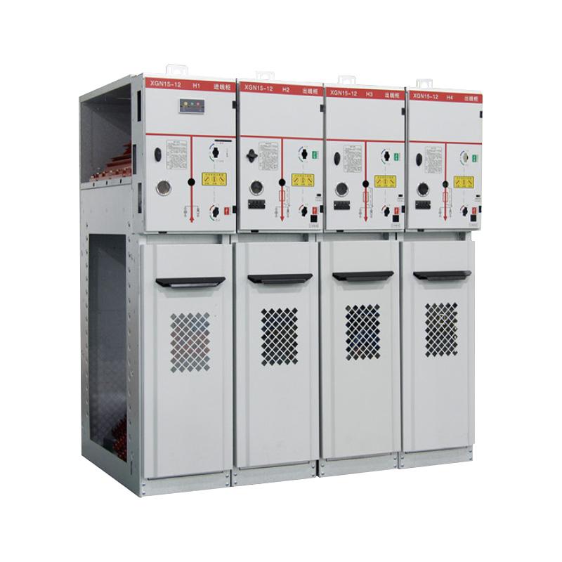 XGN15-12箱型固定式交流金属封闭开关设备