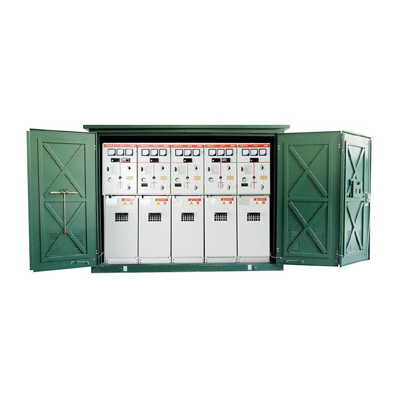 DFW户外高压环网柜电缆分支箱