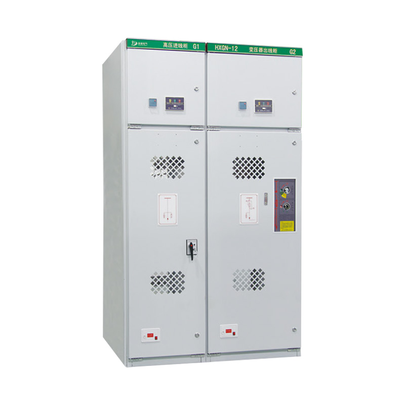 HXGN囗-12箱型交流金属封闭开关设备