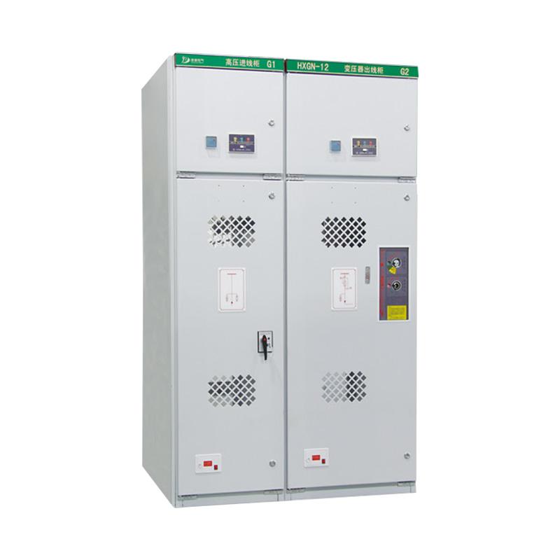 HXGN1-12箱型交流金属封闭开关设备
