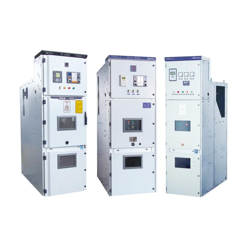KYN28-12金属铠装中置移开式开关设备