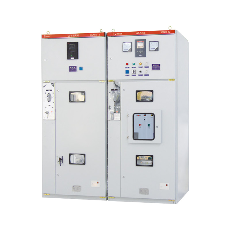 XGN66-12户内箱型固定式金属封闭开关设备